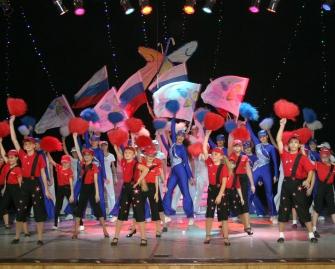 Народный коллектив шоу – балет «ДИВАС»