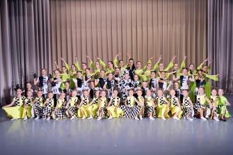 Ансамбль современного танца «Глория»