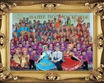 Народный коллектив ансамбль народного танца «СУВЕНИР»