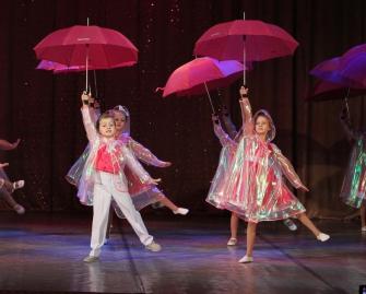 Детский ансамбль эстрадного танца «Калибри»