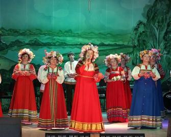 Народный коллектив хор русской песни «РУСЬ»